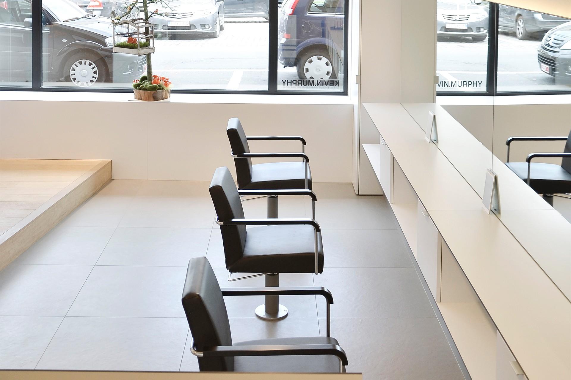 GREINER парикмахерское кресло, модель 35